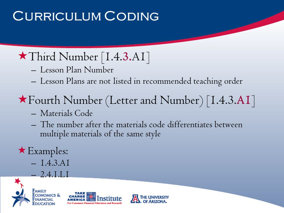 Curriculum Coding Third Number [1.4.3.A1]